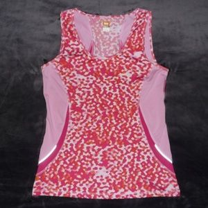 NWOT Lucy Tech Printed Training Tank M